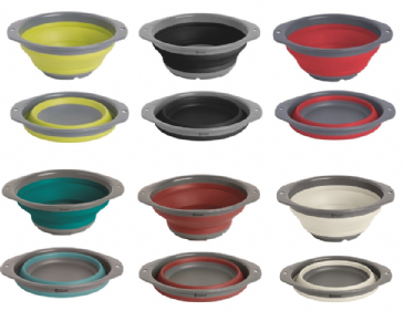 Outwell Collaps Collapsible Bowls -  Small, Medium or Large